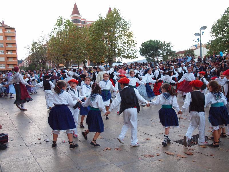 Durangoko Umeen Euskal Jaia