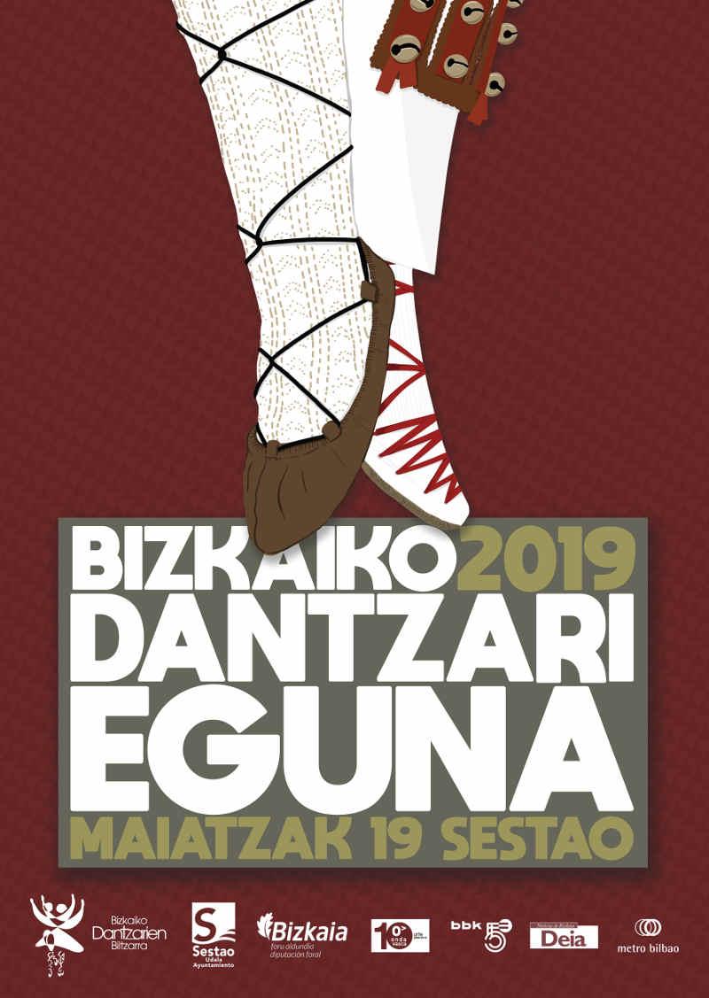 2019 Bizkaiko Dantzari Eguna