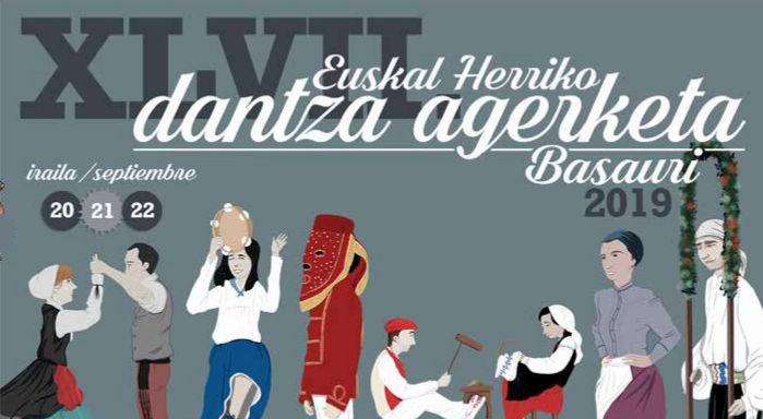 XLVII Euskal Herriko Dantza Agerketa