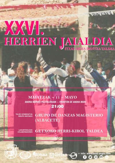 XXVI. Herrien Jaialdia