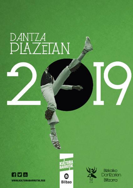 Dantza Plazetan 2019